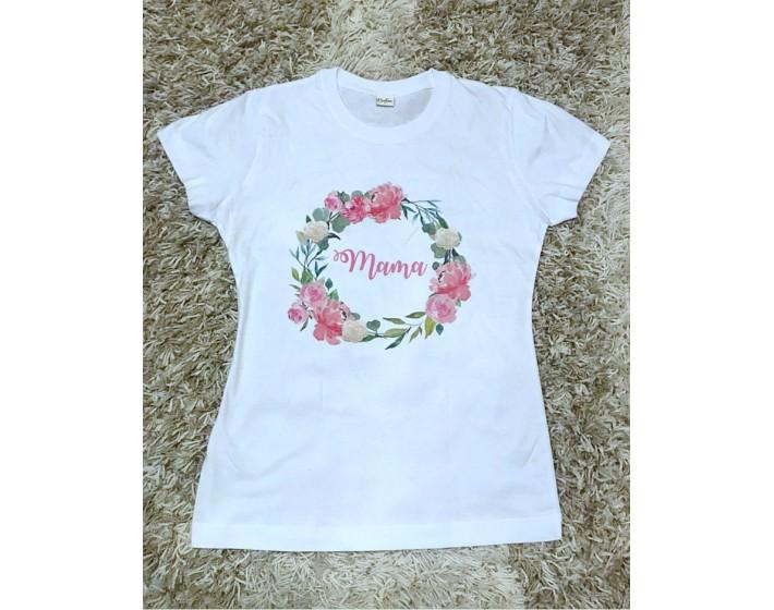 Personalizované tričko MAMA